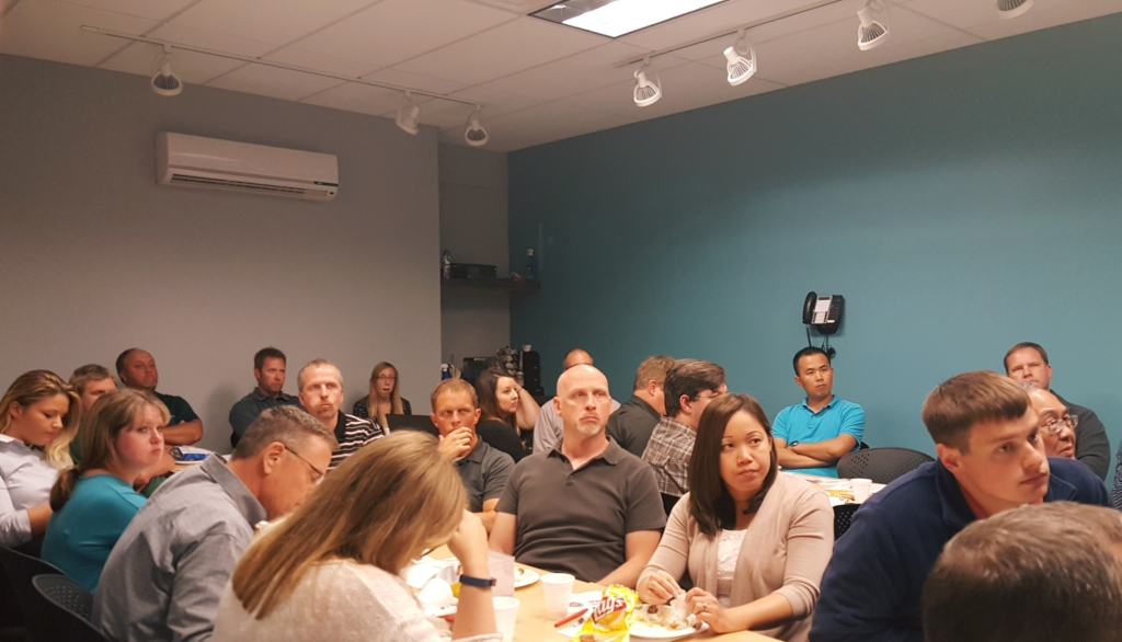 Paradigm Shift Lunch and Learn